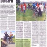 Mars pe biciclee impotriva, poluarii